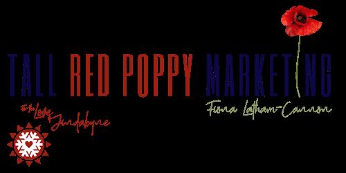 Tall Red Poppy Marketing Fiona Latham-Cannon 2