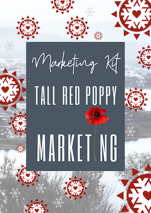 MARKETING MEDIA KIT TALL RED POPPY MARKETING FIONA LATHAM-CANNON FOR THE LOVE OFJINDABYNE